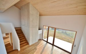 Wooden structural panel / solid / cross-laminated