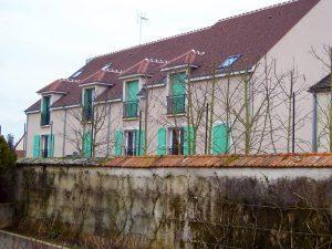 Construction logement collectif
