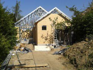 Construction maison ossature metallique